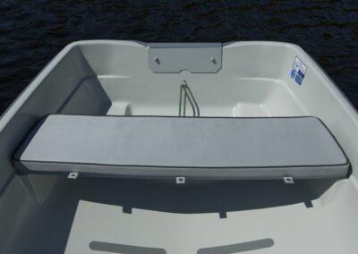 Terhi 385 Ruderboot mit Sitzpolster