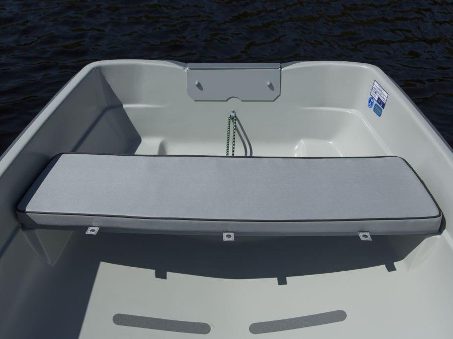 Terhi 385 Ruderboot mit originalen Sitzpolster