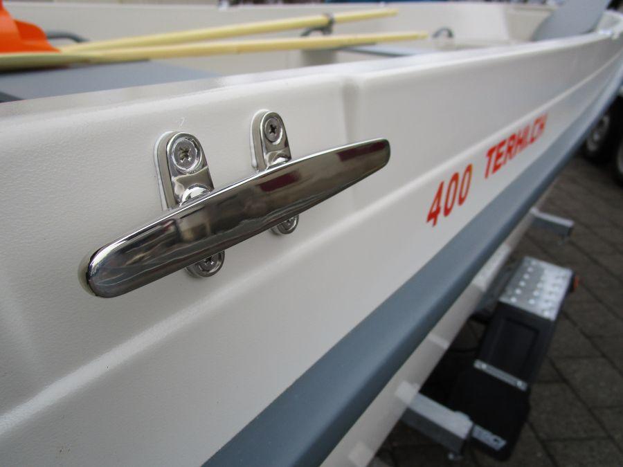Terhi 400 Kleinboot - Klampen