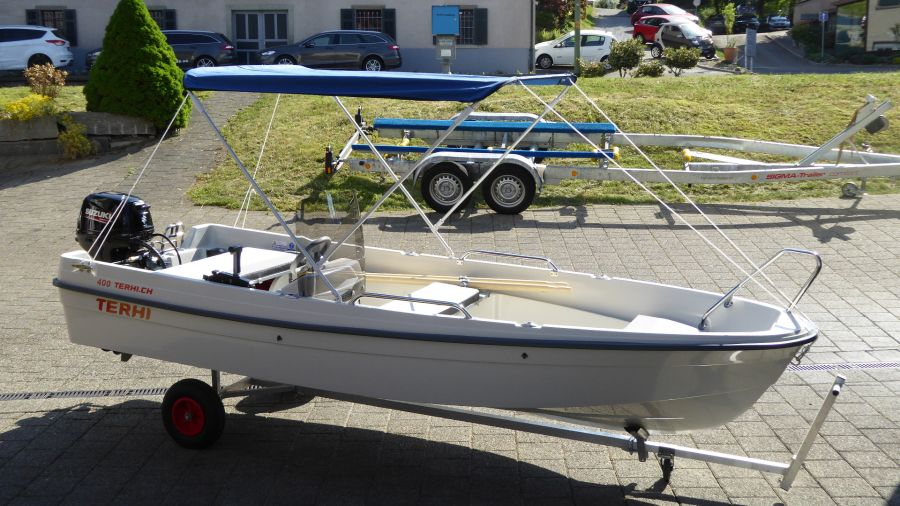 Terhi 400 C Kleinboot