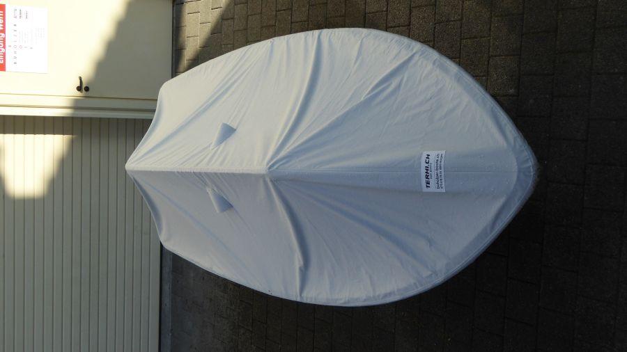Terhi 440 Ruderboot Hafenpersenning (für Wasserlieger)