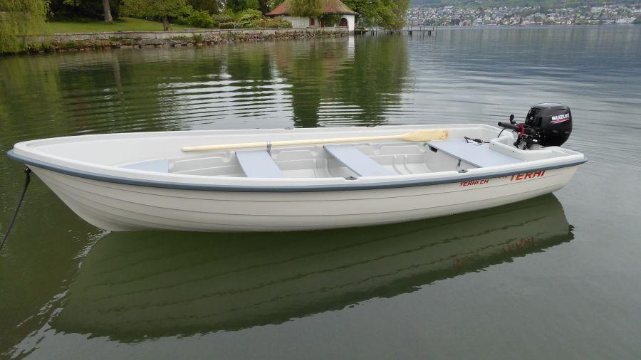 Terhi 440 Ruderboot Zürichsee