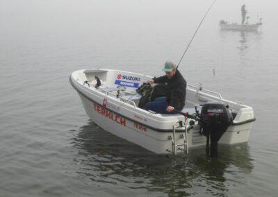 Terhi 445 Fischerboot im Einsatz