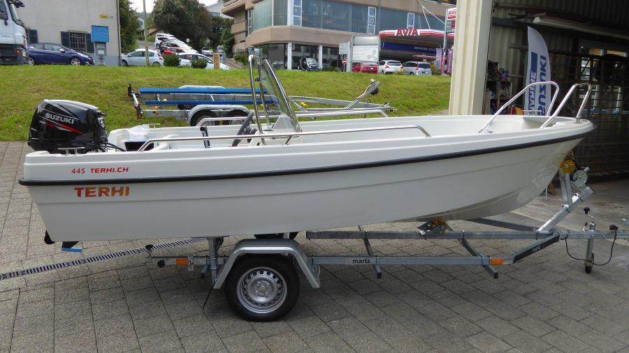 Terhi 450 C Familienboot