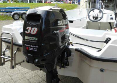 Terhi 450 C Familienboot - Aussenborder
