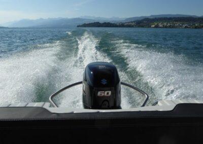 Terhi 475 BR Familienboot - Aussenborder