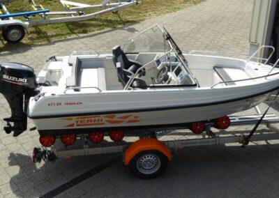 Terhi 475 BR Familienboot
