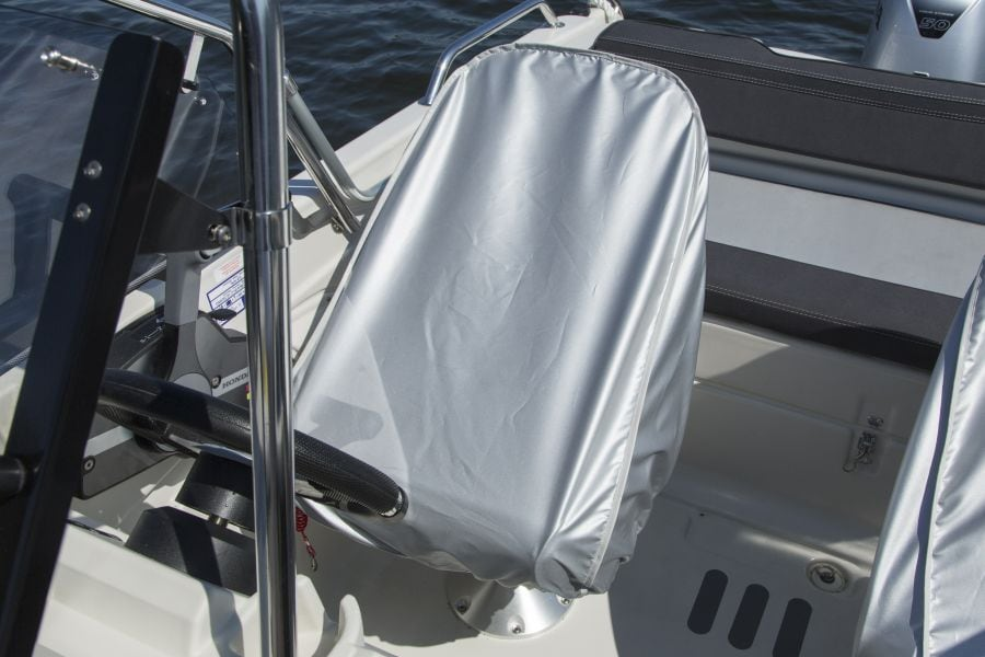 Terhi 475 BR Familienboot - Sitzabdeckung