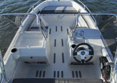 Terhi Twin C Konsolenboot - Doppelkonsole
