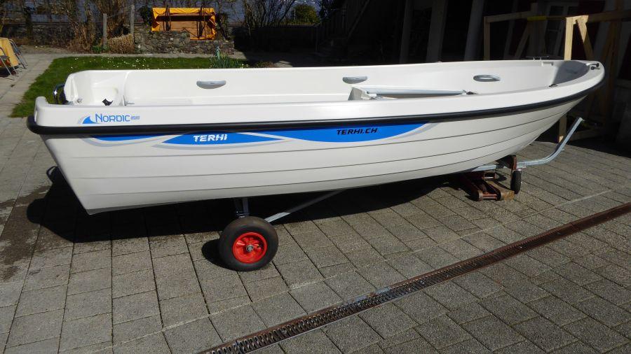 Terhi Nordic 6020 - Seitenansicht