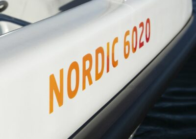 Terhi Nordic 6020C Fischerboot