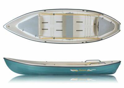 Terhi Saiman Boot - Innenansicht - Seitenansicht
