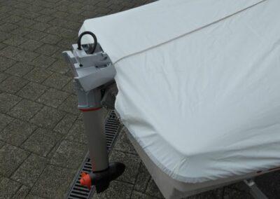 Terhi Sunny 310 Kleinboot Persenning für Trockenplatz
