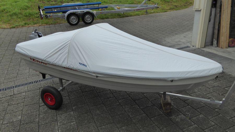 Terhi Sunny 310 Kleinboot - Hafenpersenning