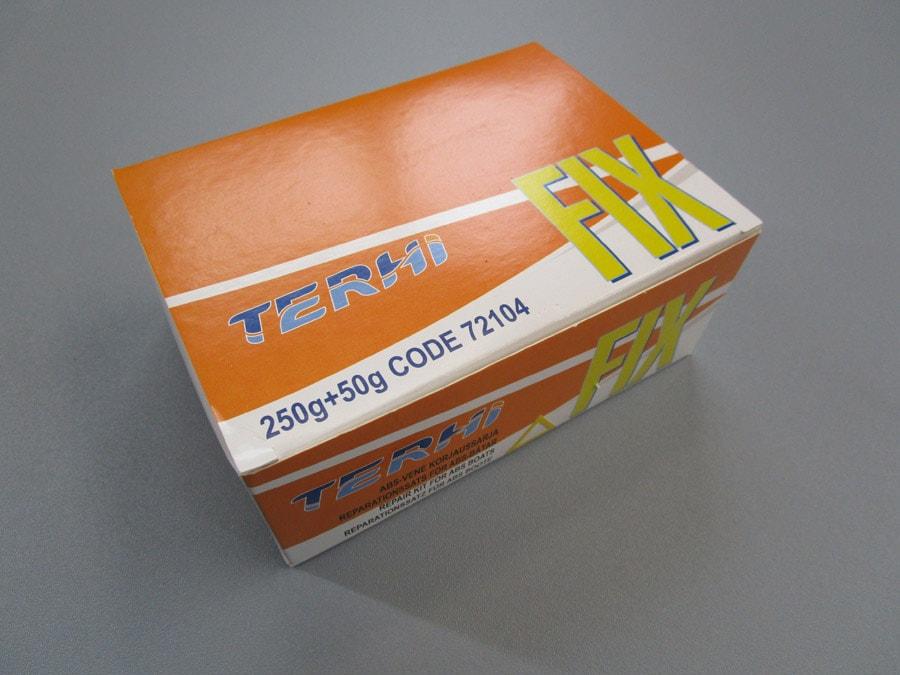 Terhi Fix - Reparaturmasse für ABS Boote