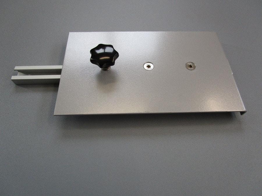 Sensorhalter für Echolotmontage am Heck 70062-TER