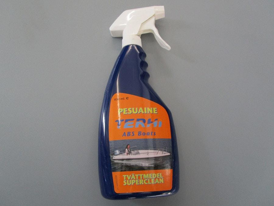 Terhi-Cleaner