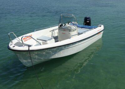 Fischerboot Terhi 450CC