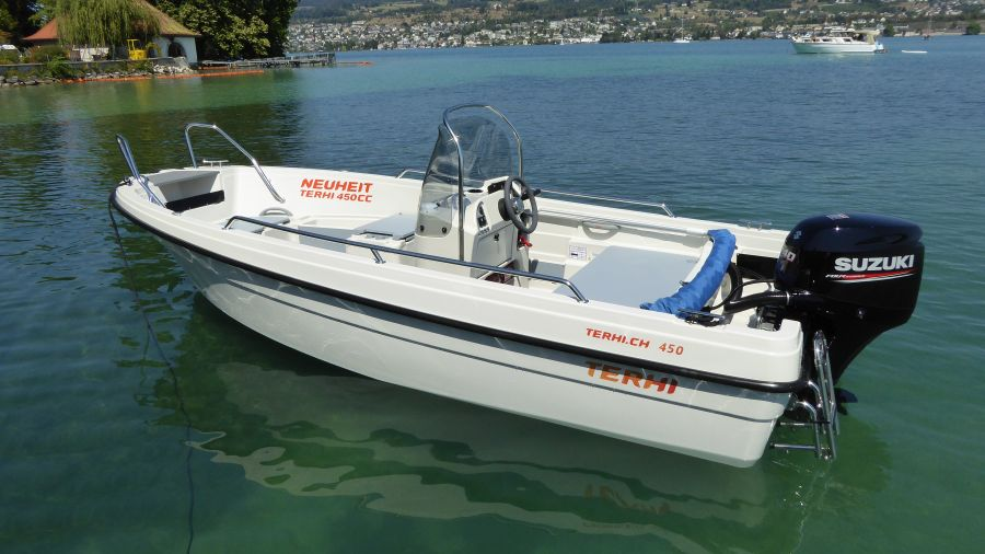 Sportboot Terhi 450 CC