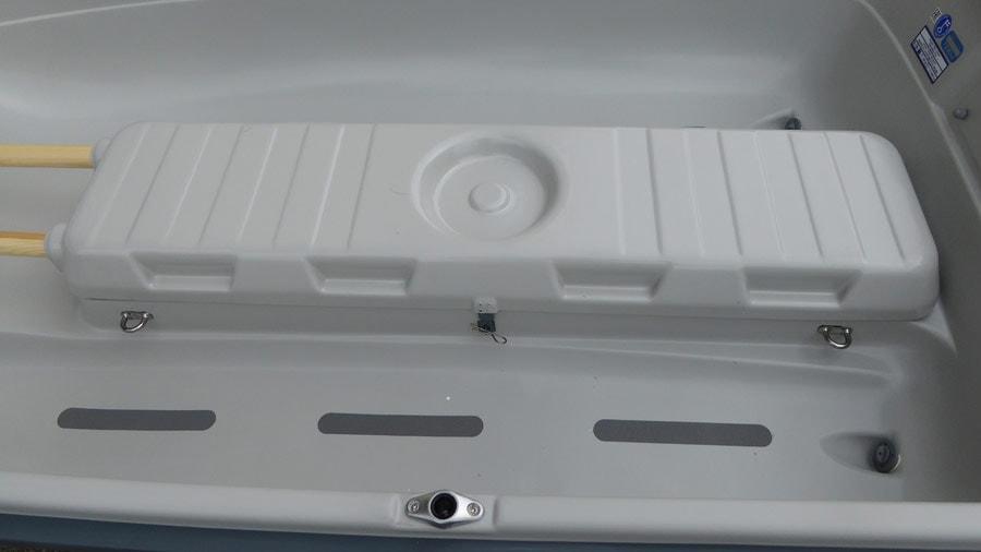 Terhi Tender Beiboot Ruderbox