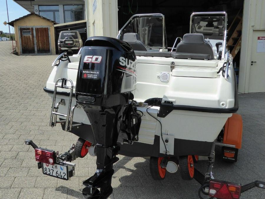 Terhi 475 BR Sportboot