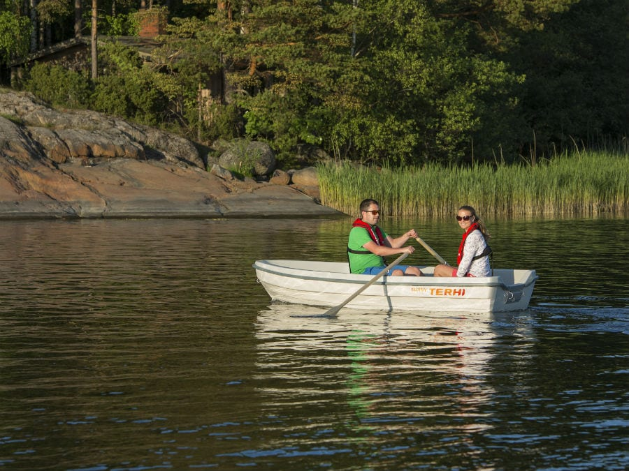 Terhi Sunny 310 Ruderboot
