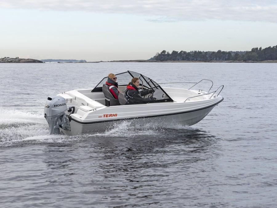 Terhi 480 BR sicheres Familienboot