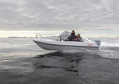 Terhi 480 BR  kleines Sportboot zum günstigen Preis