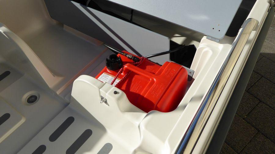 12 Liter Kraftstofftank zu Suzuki Motor