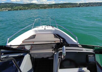 Test Terhi 480 Sportboot Familienboot