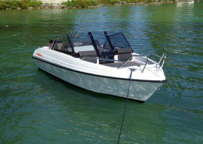 Kleines Sportboot kaufen Terhi 480