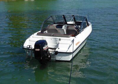 Sportboot kaufen Terhi 480 auf dem Zürichsee