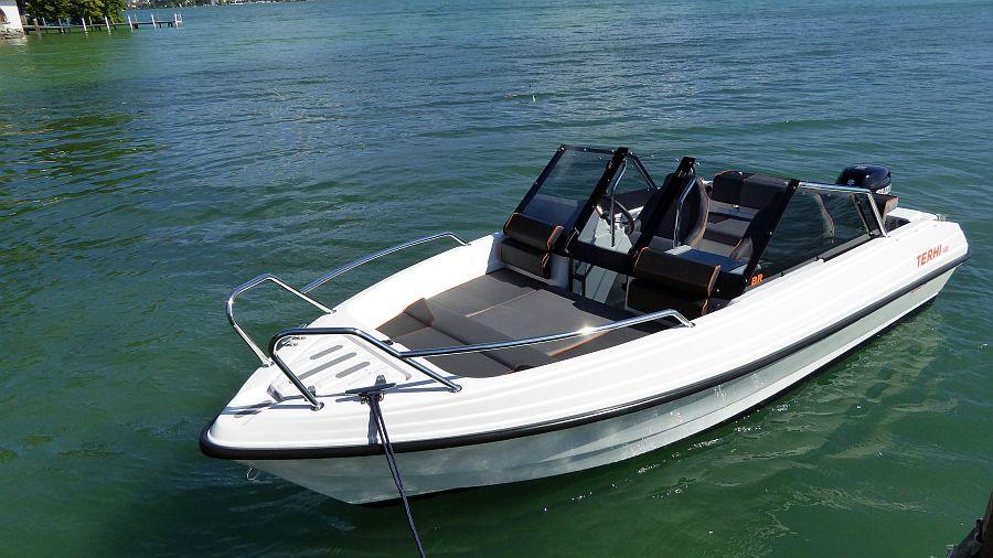 Kleines Sportboot kaufen Terhi