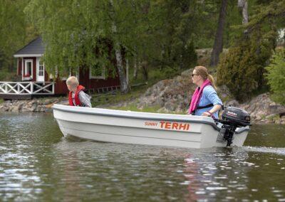 Terhi Sunny Kleinboot
