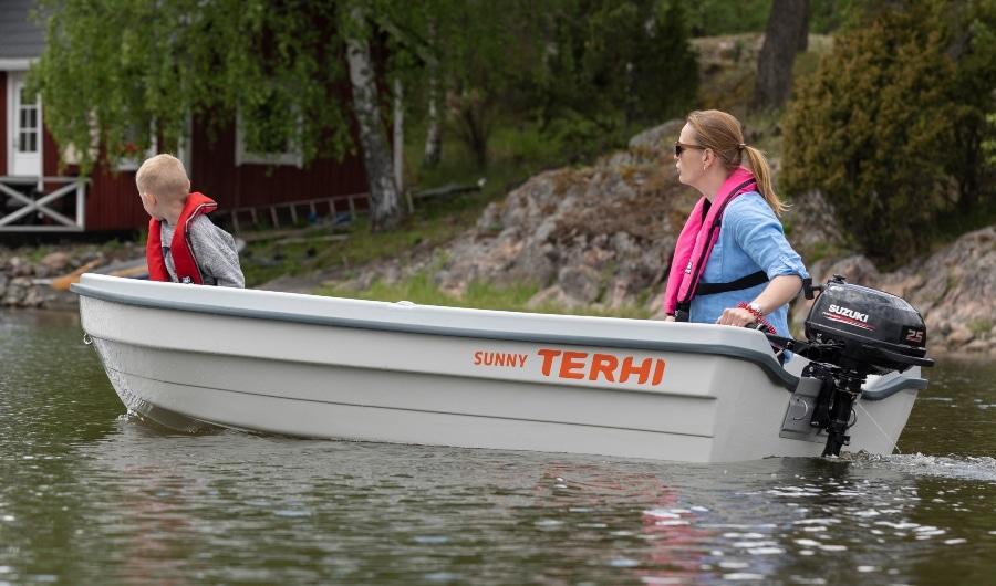 Terhi Sunny 310 Kleinboot