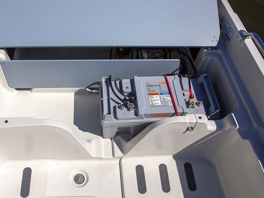 Antriebsakku für Torqeedo Cruise Power 24-3500