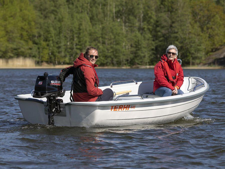 Stabiles Ruderboot Terhi 440