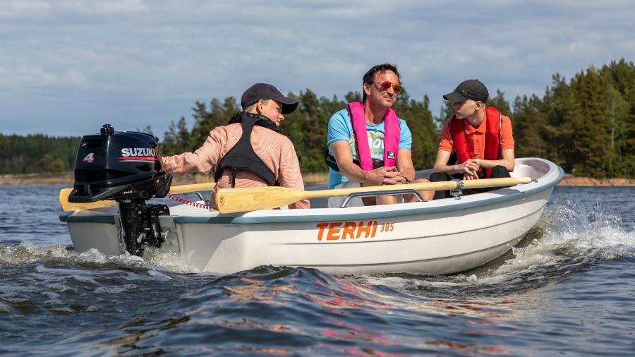 Ruderboot Terhi 385