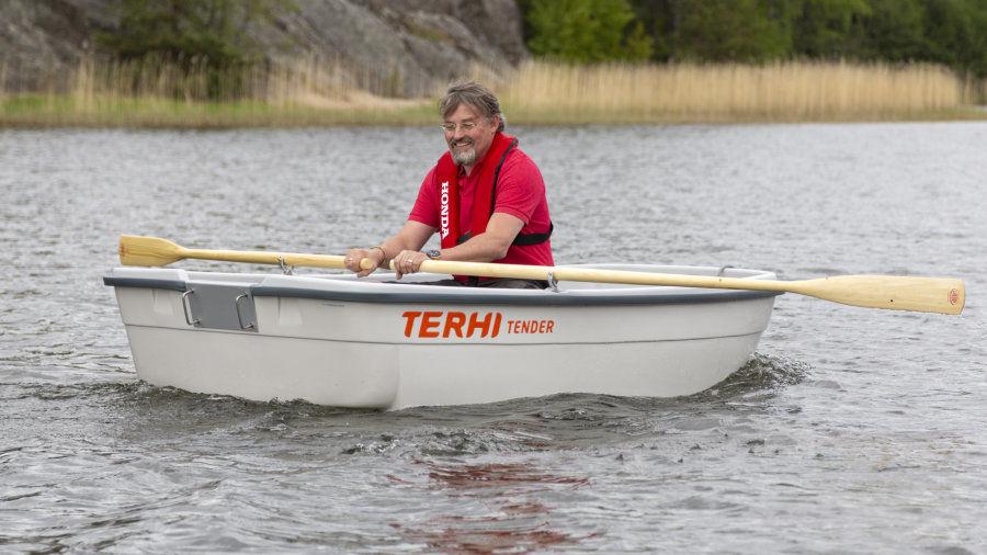 Beiboot Terhi-Tender