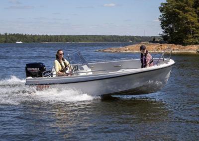 Terhi 450C Motorboot